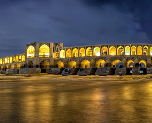 direct-to-iran isfahan