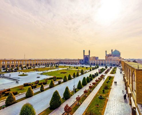 direct-to-iran isfahan emam